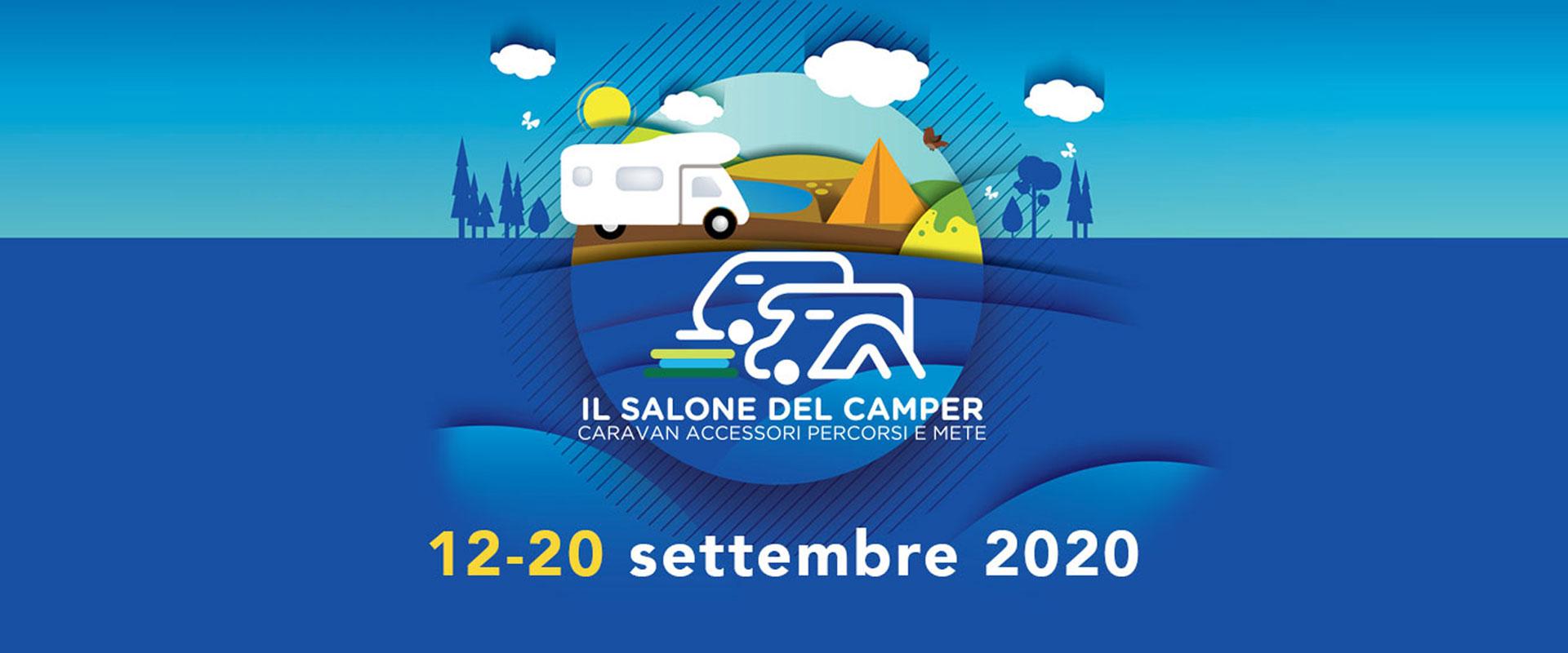 Salone del Camper 2020: 12 - 20 settembre, Fiere di Parma